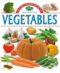 My First Board Book Vegetables