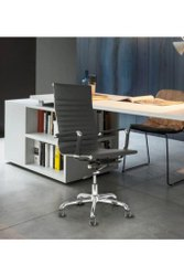 Sleek Design High Back Ergonomic Chair