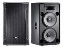 "Black Jbl Stx825dual 15"" High-power Two-way Speaker Key ..."