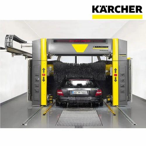 3 Phases Car Wash System, Voltage: 400 V, Karcher Cleaning