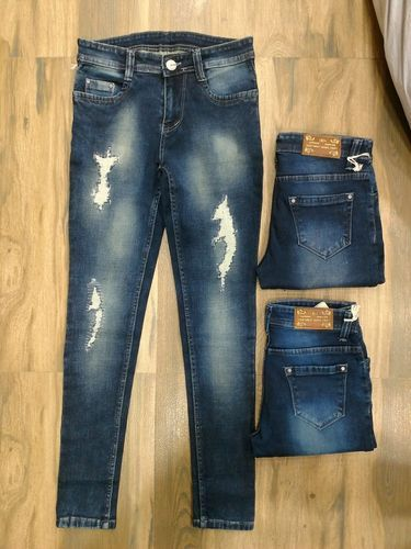 Rugged Ladies Jeans