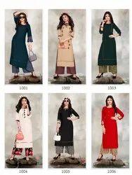 Saiph Textile Maharani Kurta