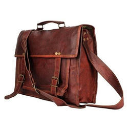 Vintage Leather Office Bags