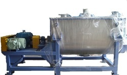 Industrial Ribbon Blender