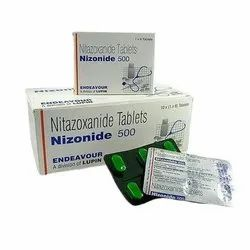 Nizonide 500 Mg Tablet