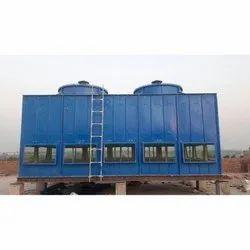 Jyoti Fiberglass Reinforced Polyester Counter Flow Cooling Tower
