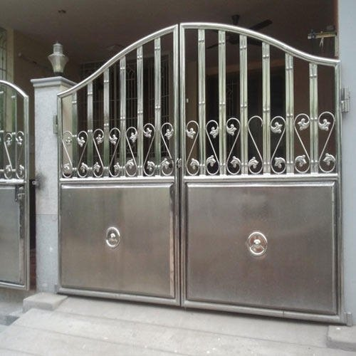 Ss Gate Stainless Steel Gate Manufacturer From Thane