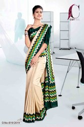 School Uniform Sarees