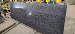 Brown Polished Lapatro Finish Granite for Flooring, Thickness: 15-20 mm