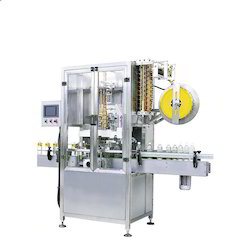 Automatic Shrink Labelling Machine
