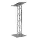 Podium Stand Made With Square Truss