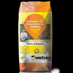 Weberset Firm White Improved Tile Adhesive
