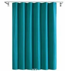 72 x 84 Inch Solid Wave Shower Curtain