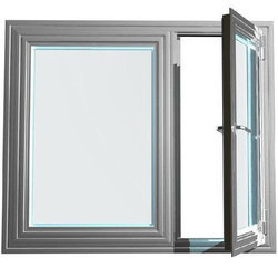 Jadon Aluminium Glass Window