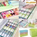 Klaxon Socks Organizer Box