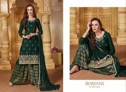 Nyssa Designer Sharara Suits