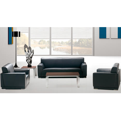 Leather Office Sofa Set At Rs 10000