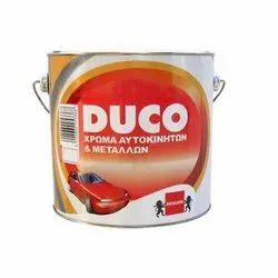 High Gloss DUCO Automotive Paint, Packaging Size: 5 Liter, Liquid