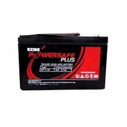Exide Powersafe Plus 7 Ah UPS Battery, For Industrial