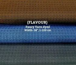 Flavour Fancy Yarn Dyed Fabric