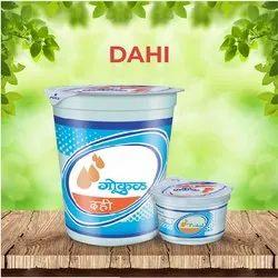 Gokul Curd, Packaging Type: Cup