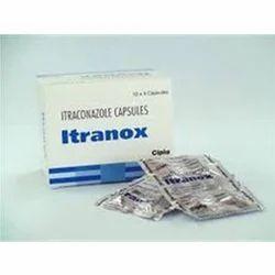 Itranox Itraconazole 100 mg Capsule