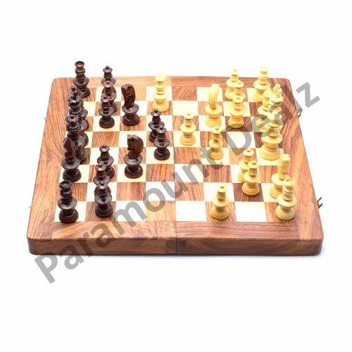 laadukas suunnittelu alkuun tuotemerkkejä ajatuksia 16 Inches Wooden Chess Board With Antique Carving Chess Pieces