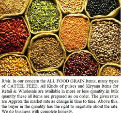 All Kinds Of Pulses