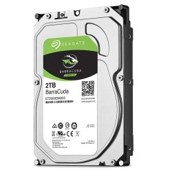 Seagate Barracuda 2TB Internal Hard Disk 3.5 inch (ST2000DM005) 7200RPM 256MB Cache With 2 Year Warr