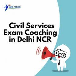 Civil Services Exam Coaching In Delhi NCR