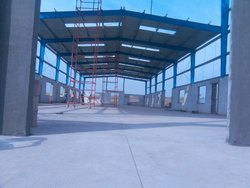 Prefab Steel Industrial Warehouse Shed