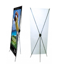 Advertising Banner Stand