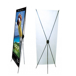 x banner Advertising Banner Stand