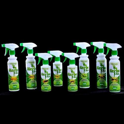 Herbokill Liquid Herbal Insecticide Spray, Packaging Type: Bottle