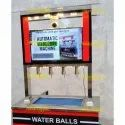 4 Nozzle Automatic Pani Puri Water Filling Machine