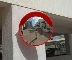 PVC Body Convex Mirror