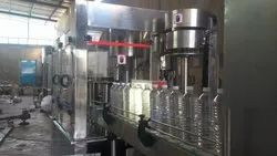 Monoblock Mineral Water Bottling Machine, Capacity: 200ml - 2000ml Bottles