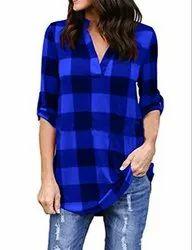 Organic cotton Ladies garments Manufacturer