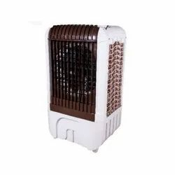 Sharptech White Brown Kaama Air Cooler Body