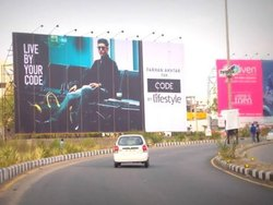 Highway Hoardings Advertising Service, in India