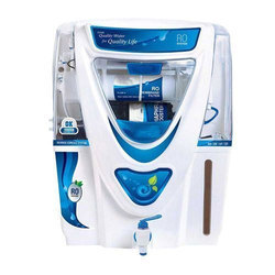 ABS Plastic Domestic RO Water Purifier, Capacity: 10-15 L