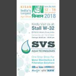 INDIAS BIGGEST EXHIBITION FOR AGRICULTURE