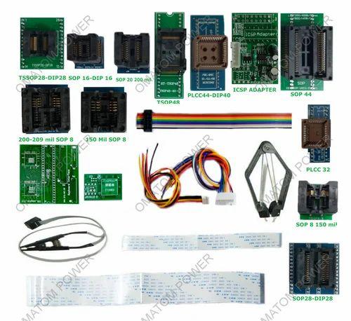 Rt809h Rt809f Programmer 21 Adapters Set