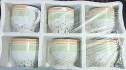 Tea Cup 6pcs Set