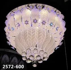 Crystal Glass Led Chandelier