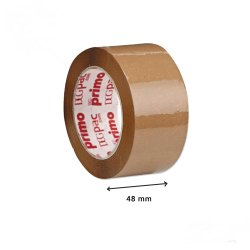 Dcgpac Packaging Tape Brown BOPP Tapes, Feature: Water Proof, Thickness: 40micron