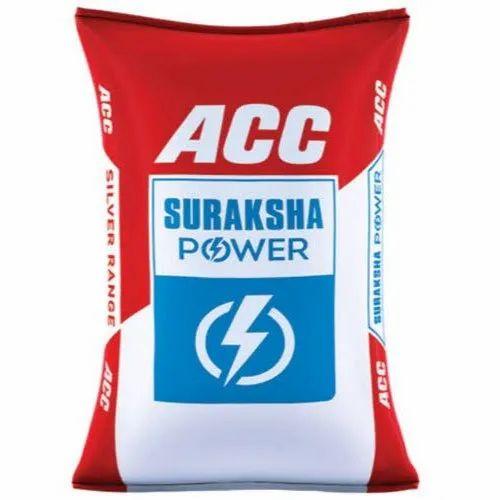 ACC PPC Grade Suraksha Cement
