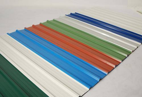 Steel / Stainless Steel, Aluminum Color Coated Sheets