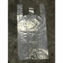 Transparent W Cut Polythene Bag