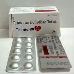 Telmisartan & Clinidipine Tablets